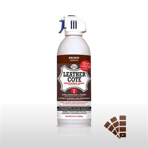 Brown Leather Dye For by Brown Leather Spray Paint Dye Soft Simple