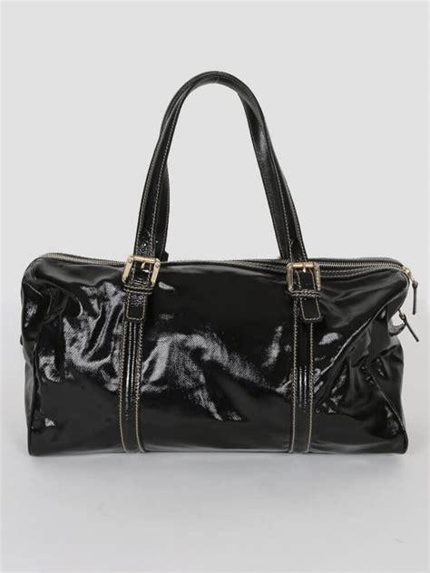 Gucci Gucci Britt Handbag by Gucci Britt Medium Boston Bag Black Luxury Bags