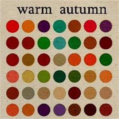 warm autumn color palette warm autumn clothing color palette wardrobe pinterest