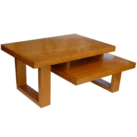 Maple Coffee Table Maple Architectural Two Tier Coffee Table Tftm