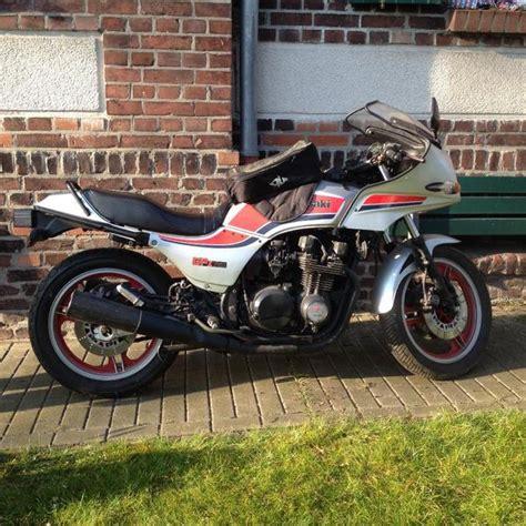 Windjammer Motorrad Verkleidung by Kawasaki Gpz 750 Bj 1985 34000 Km Aus Gesundheitlichen