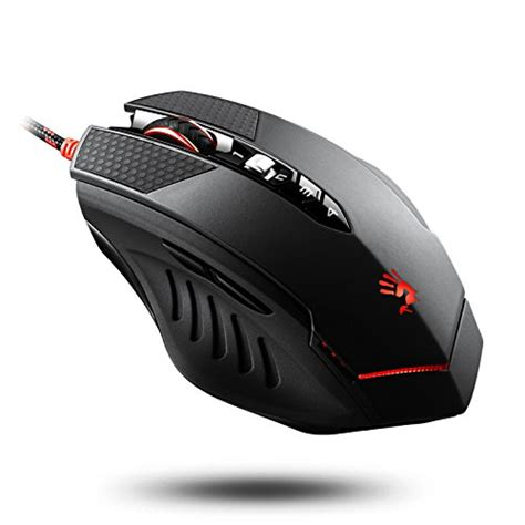 Mouse Macro Bloody gaming mouse bloody tl70 laser gaming mouse advanced weapon tuning macro setting 8200cpi
