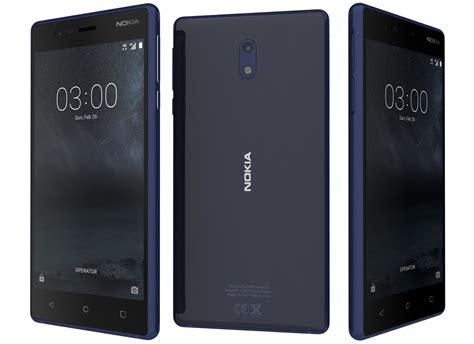 Nokia 5 3 16gb nokia 3 16gb dual sim azul 6438409000637 csmobiles