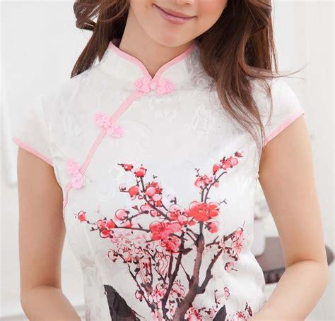 S94 Dress Pesta Pink Katun Murah Import Cina Kode Yt94 1 dress cheongsam china model terbaru 2014 model terbaru jual murah import kerja