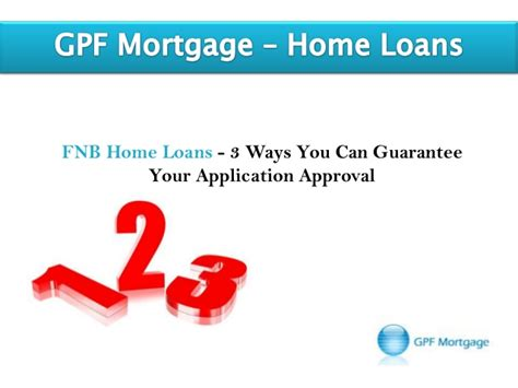 fnb house loan 3 ways to guarantee fnb home loans