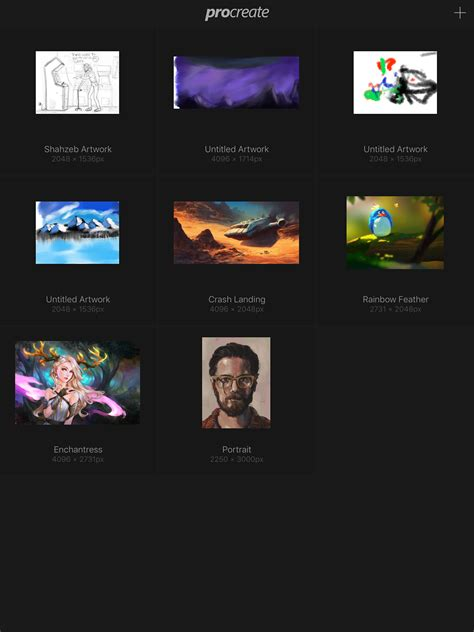 procreate for android how to get started with procreate for pro