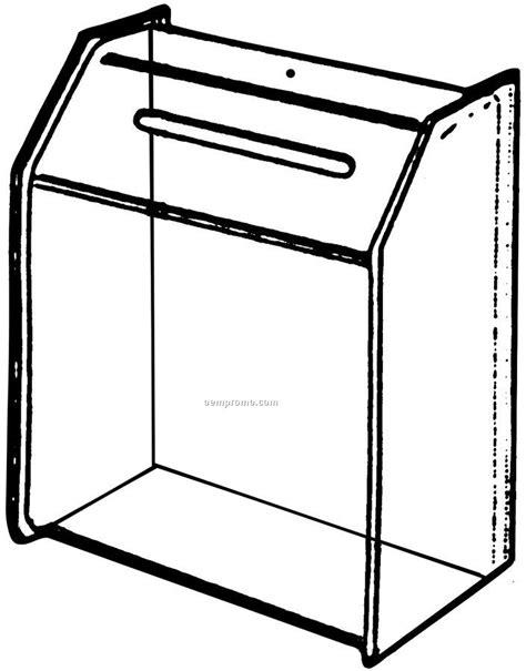 Promo Promo Box Akrilik Box Acrylic Box Display Figure Kotak Ka large clear acrylic ballot box 4 quot china wholesale