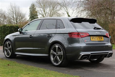 Audi Rs3 Grau by Used Daytona Grey Audi Rs3 For Sale Hertfordshire