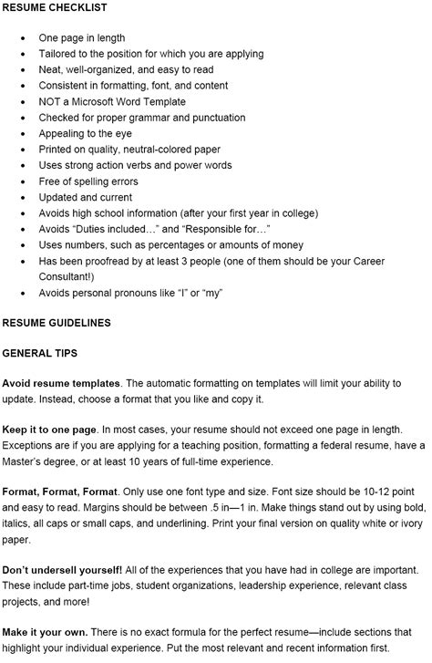 should i use a resume template ins ssrenterprises co