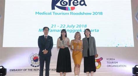 pameran wisata medis  kecantikan korea digelar