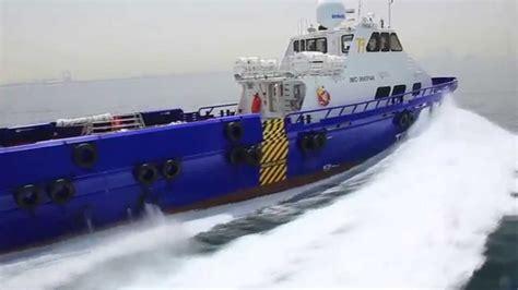 fast crew boats fnsa1 fast aluminum crew boat youtube