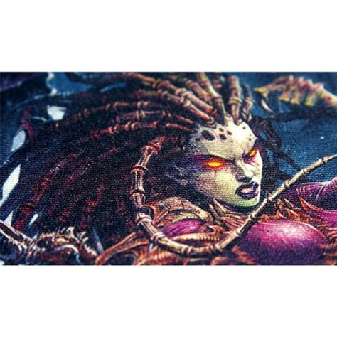 Original Steelseries Kerrigan Mousepad Limited Edition save 11 00 steelseries qck starcraft ii gaming mouse