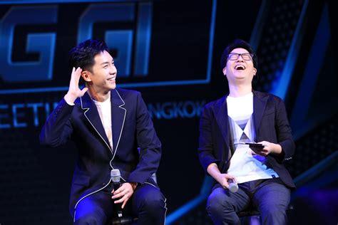lee seung gi fan meeting 2019 อ ซ งก เสน ห ล น ไอเรนไทยใจละลายใน 2018 lee seung