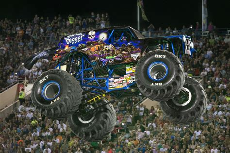 son of grave digger monster monster jam fun facts returning to orlando florida 2017