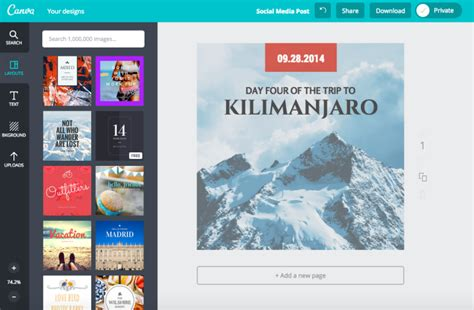canva video design platform canva raises 6 million expands to