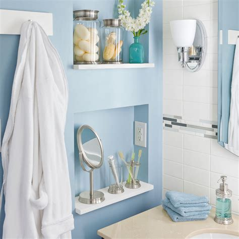 tiny bathroom solutions nice small light blue color bathroom exle of well