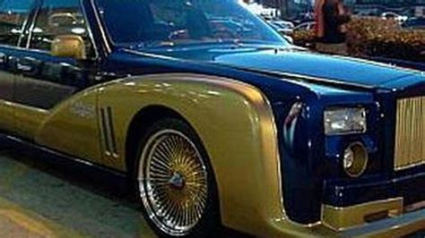 replica rolls royce rolls royce phantom replica based on lincoln town car is