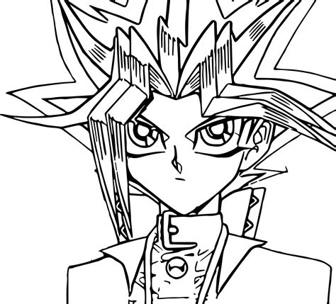 yu gi oh coloring pages yu gi oh wait coloring page wecoloringpage