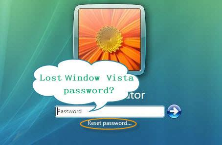 reset password vista basic password reset windows vista home basic