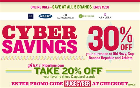 old navy coupons cyber monday gap old navy 30 off for cyber monday discountqueens com