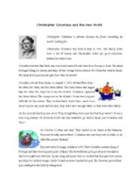 christopher columbus printable biography christopher columbus juli 2015