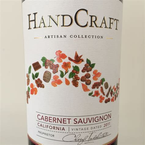 Handcraft Cabernet Sauvignon - handcraft 2011 cabernet sauvignon review drink big apple