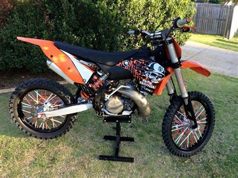 Used Ktm 250 Sx For Sale 2010 Ktm 250 Sx Bike Sales Qld Ipswich 2909769