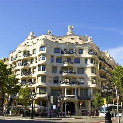 casa de la pedrera la pedrera barcelona barcelona home blog