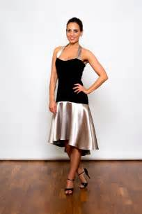Tango clothing dresses amp fashion made in the uk satin glamour dress
