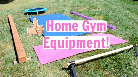 home gymnastics equipment everyday gymnastics