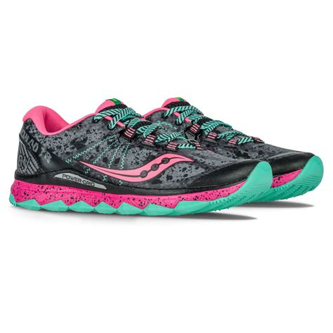 saucony pink running shoes shoes and boots saucony nomad tr womens trail running