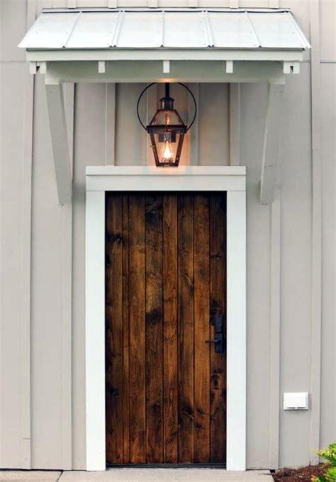 Exterior Door Overhang 40 Lovely Door Overhang Designs Bored