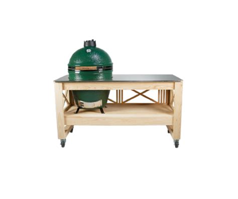 pdf diy big green egg large table nest big green
