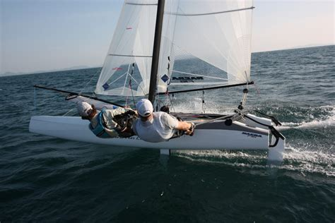 catamaran nacra nacra 16 nacra sailing worlds best catamarans