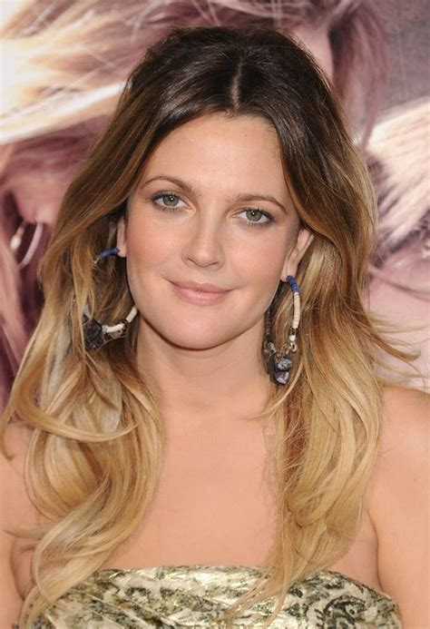 long wavy brown ombre hairstyle for women 2014 pretty ombre hair blended blonde dip dye on smooth waves drew