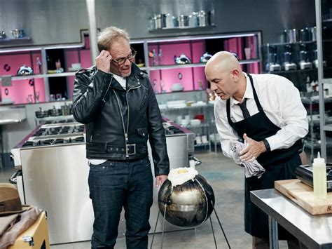 Who Created Cutthroat Kitchen by Quot You Created A Dough Fryer Quot Alton S After Show Fn Dish The Food Trends
