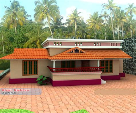 3 bedroom 1000 sq ft plan 1000 square feet 3 bedroom low budget kerala style home design and plan home