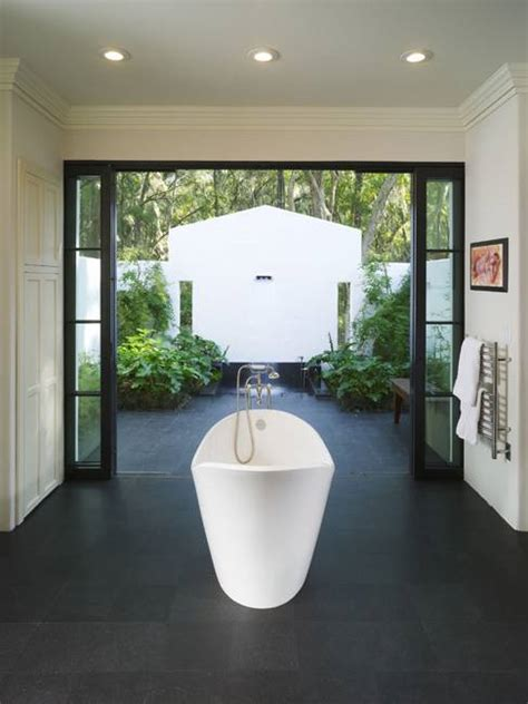 glass wall ideas  exquisite  spectacular bathroom design