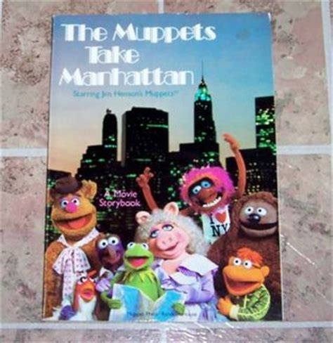 the take books the muppets take manhattan by danny abelson reviews