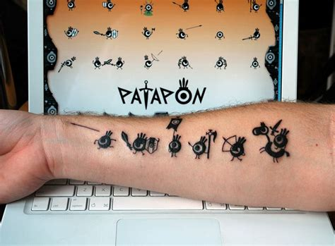 45 tremendous geek tattoo designs amp styles picsmine