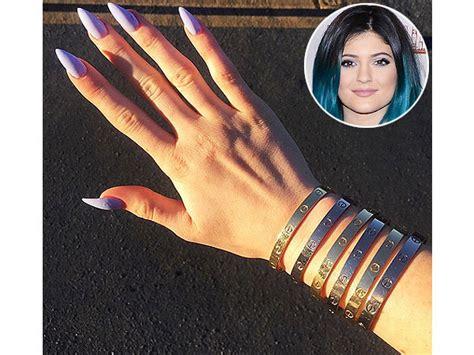 Kylie Jenner Wears $40,000 Worth of Cartier 'Love' Bracelets (PHOTO)   American Superstar Magazine