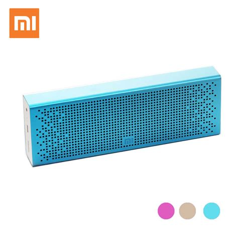 Xiaomi Mini Portable Speaker Bluetooth aliexpress buy original xiaomi mi bluetooth speaker stereo wireless mini portable