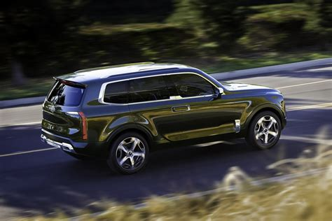 kia suv price 2019 kia telluride review pricing release date design