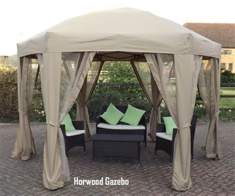 round gazebo with curtains charndon round metal garden gazebo with curtains