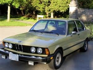 1978 Bmw 320i 1978 Bmw 320i German Cars For Sale
