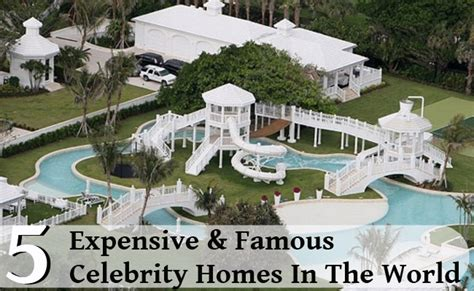 most expensive house in the world top 5 most expensive and famous celebrity homes in the