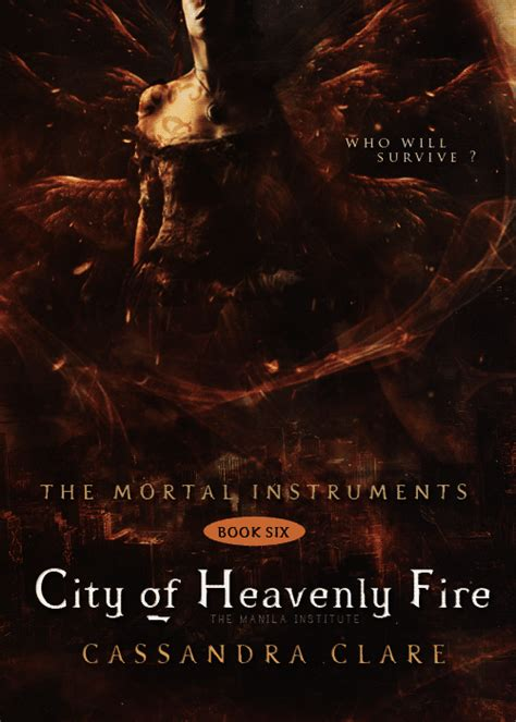 Novel City Of Heavenly Book Six cohf cover