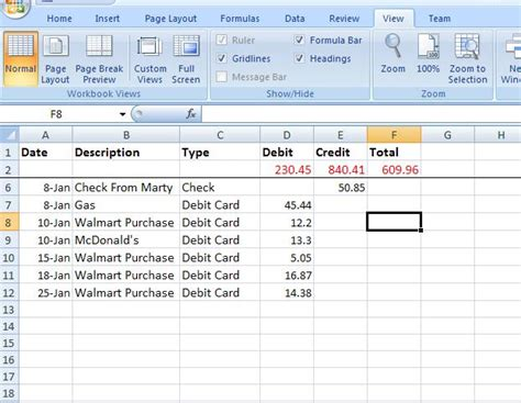 how to create a template meganlburnett how to create a basic excel ledger in 10