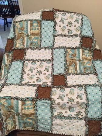 Rag Quilt Pattern Pictures