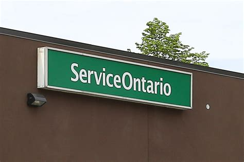 service ontario service ontario closing river location windsoritedotca news ontario